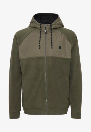 Fleece jacket - white