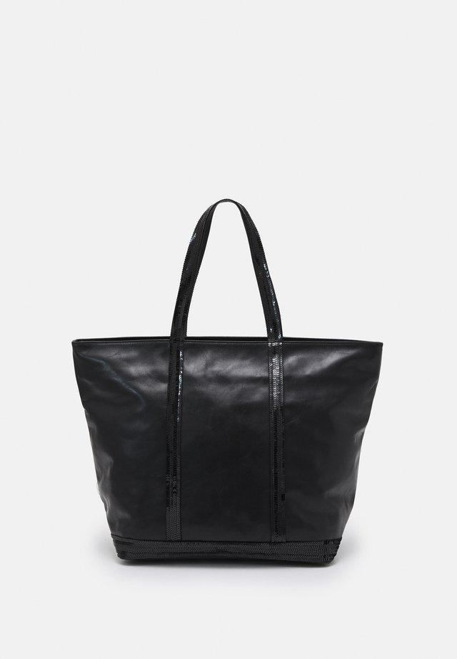 CABAS MOY ZIPPE - Shopper - noir