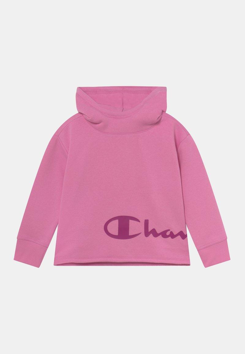 Champion - AMERICAN CLASSICS HOODED UNISEX - Hoodie - pink