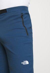 The North Face - MEN'S LIGHTNING PANT - Friluftsbyxor - blue wing teal - 4