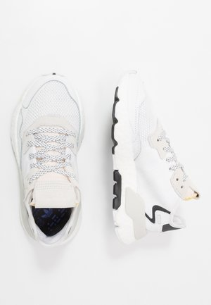 NITE JOGGER - Sneaker low - footwear white/crystal white