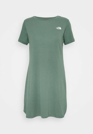 SIMPLE DOME DRESS - Robe en jersey - laurel wraeth green