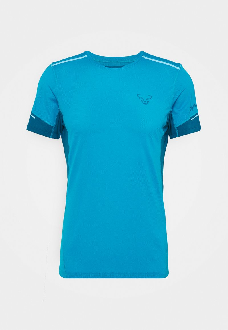 Dynafit - VERT TEE - Print T-shirt - frost