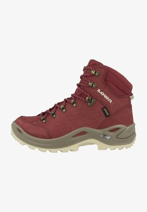 RENEGADE GTX MID SP - Hiking shoes - cayenne