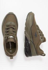 KangaROOS - KX-3500 - Sneaker low - olive/jet black - 0