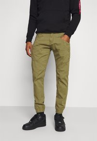 Alpha Industries - MAJOR PANT - Cargo trousers - olive - 4