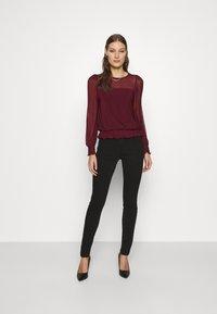 Replay - NEW LUZ - Jeans Skinny Fit - black - 1