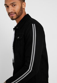 Brave Soul - POLARTAPE - Denim jacket - black - 4