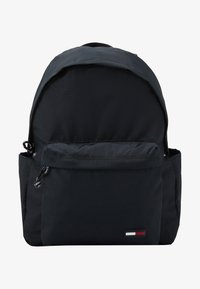 Tommy Jeans - TJM CAMPUS  BACKPACK - Tagesrucksack - black - 1