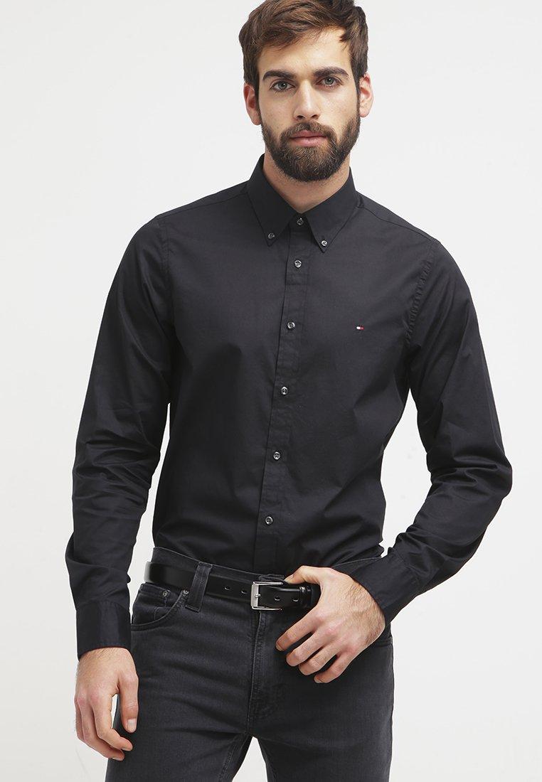 Tommy Hilfiger - Shirt - flag black