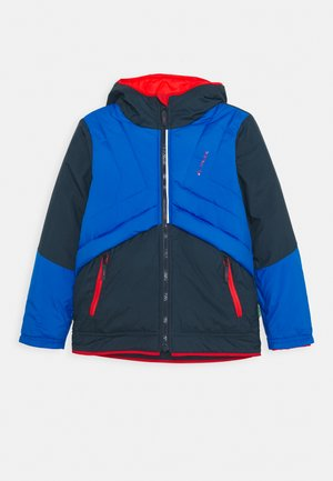 KIDS XAMAN JACKET - Outdoorová bunda - radiate blue
