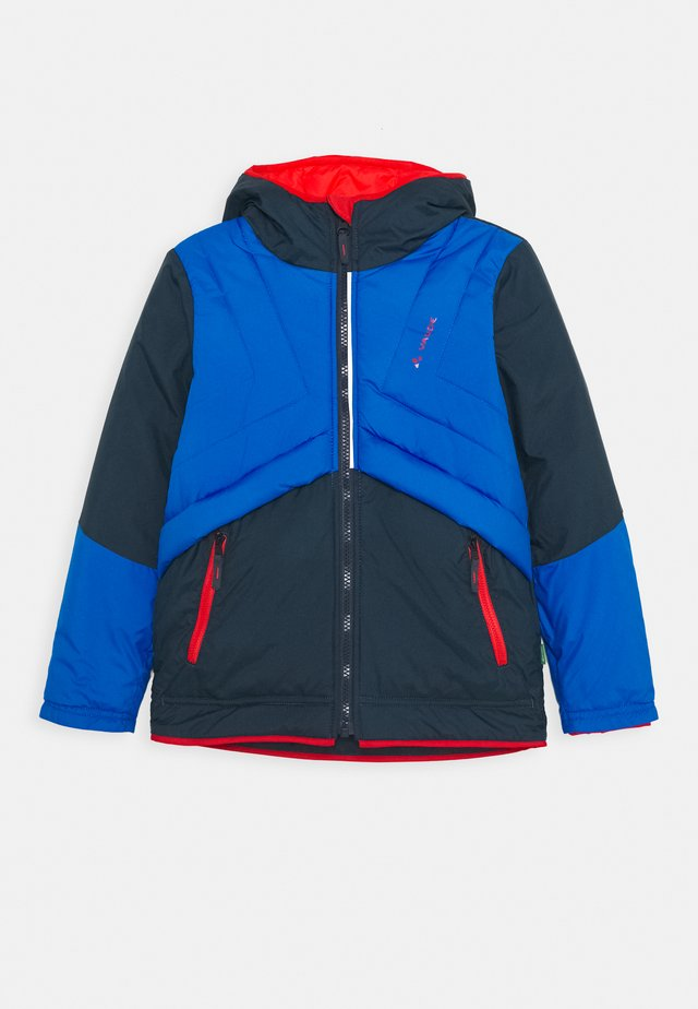 KIDS XAMAN JACKET - Winter jacket - radiate blue