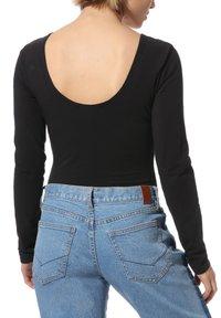 Vans - T-shirt à manches longues - black - 2