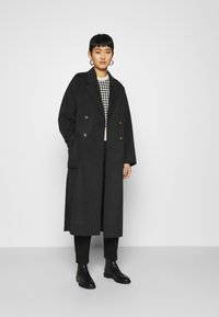 IVY & OAK - BORAGE LEAF - Classic coat - anthracite - 1