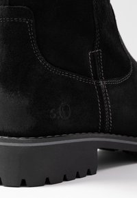 s.Oliver - Winter boots - black - 2