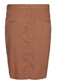 Zizzi - Pencil skirt - brown - 3