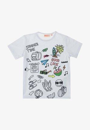 T-shirt print - tipo