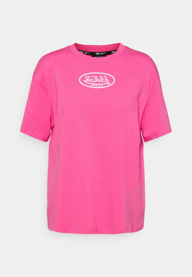 ARI - T-shirt print - pink