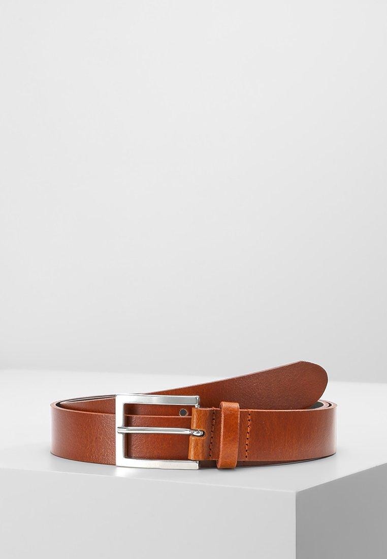 KIOMI - Belt business - cognac
