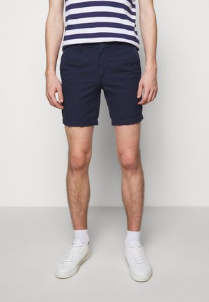 STRAIGHT FIT MARITIME - Short - newport navy