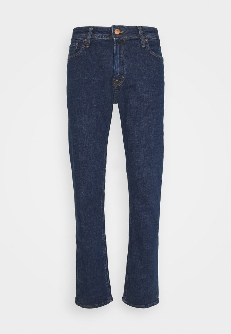 Jack & Jones - JJICLARK JJORIGINAL - Straight leg jeans - blue denim