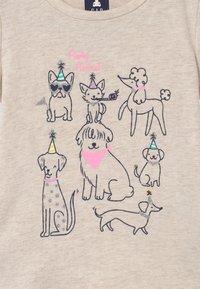 GAP - TODDLER GIRL  - Print T-shirt - mottled beige - 2