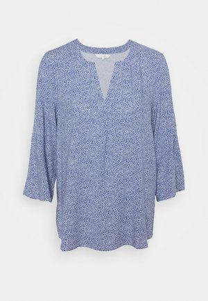 Long sleeved top - deep ultramar