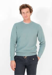 Scalpers - FOSTER TRICOT - Jumper - turquoise - 0