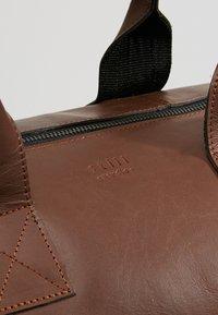 Still Nordic - CLEAN BAG - Weekend bag - brown - 7