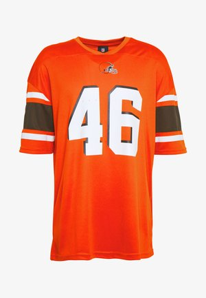 NFL CLEVELAND BROWNS ICONIC SUPPORTERS - Article de supporter - orange