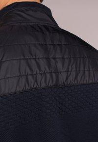 Gabbiano - Zip-up hoodie - navy - 4
