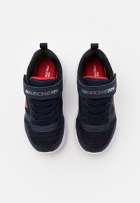 Skechers - BOUNDER - Tenisky - navy/black/red - 3