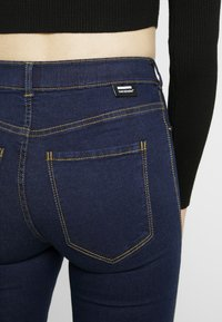Dr.Denim Tall - Skinny-Farkut - rinsed blue - 3
