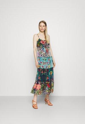 MARNAC - Długa sukienka - blue