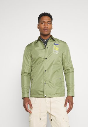 BILL JACKET - Korte jassen - oil green