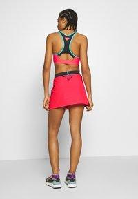 Dynafit - ALPINE PRO SKIRT - Sports skirt - fluo pink - 2