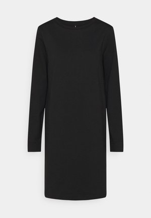ONLDREAMER LIFE CREW NECK DRESS - Robe d'été - black