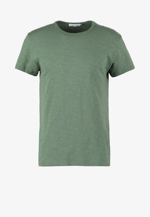 LASSEN  - Basic T-shirt - duck green