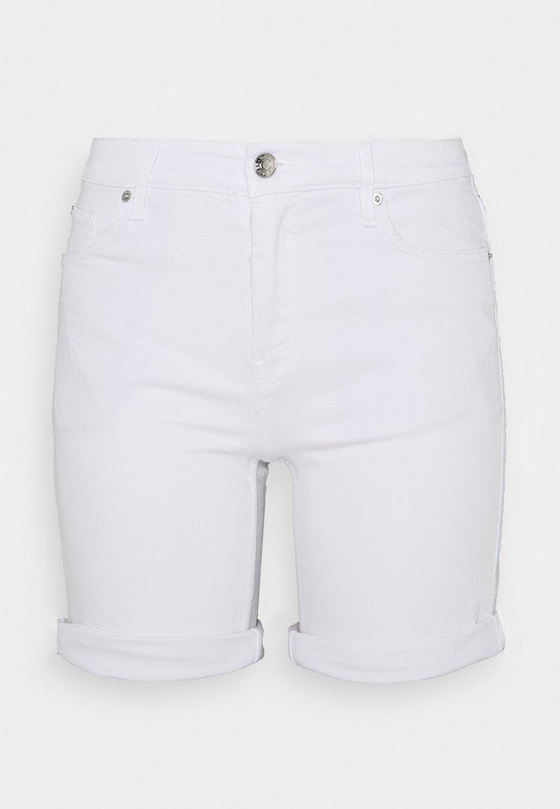 s.Oliver - Shorts - white