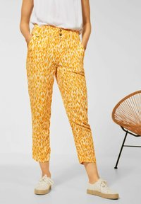 Street One - Trousers - gelb - 1