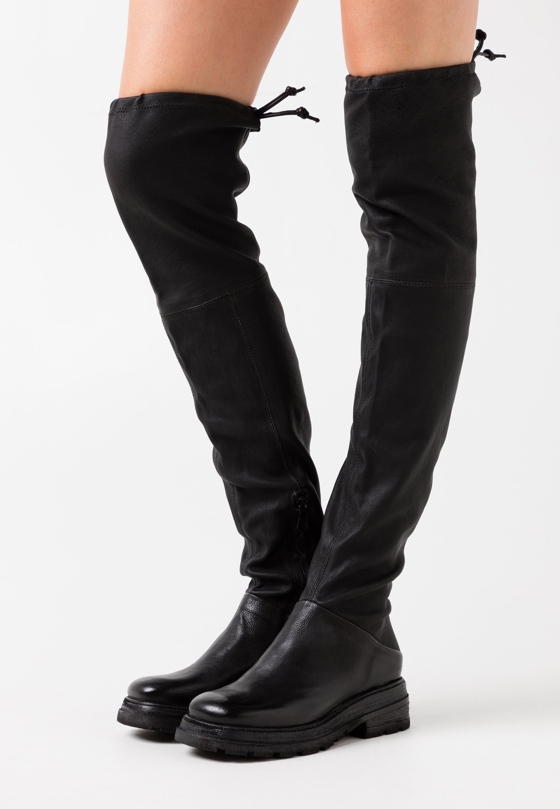 For Sale Women's Shoes A.S.98 Over-the-knee boots nero M18BGTTZT