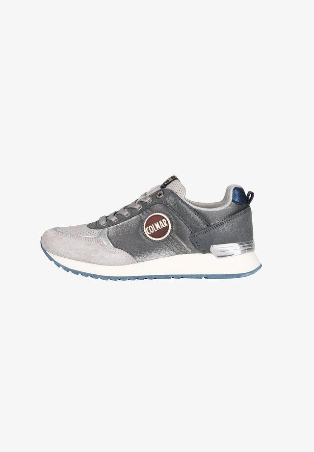 Trainers - dk grey / lt grey