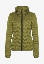ESSENTIALS RADAR JACKET - Down jacket - capulet olive