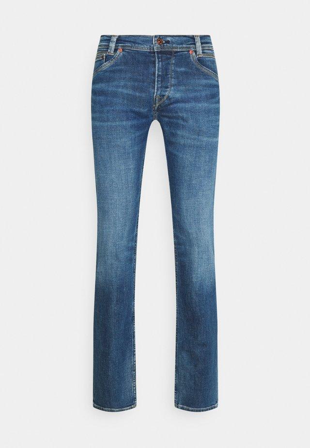 SPIKE - Jeans a sigaretta - denim