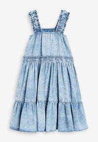 Next - Vestido informal - blue denim - 1