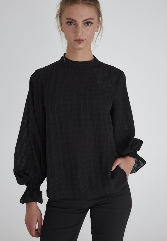 IXDUNA LS - Bluzka - black