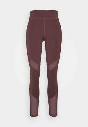 Tights - dark brown