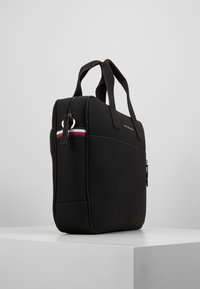 Tommy Hilfiger - ESSENTIAL COMPUTER BAG - Briefcase - black - 3