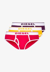 Diesel - UFPN-OXY PANTIES 3 PACK - Briefs - orange/pink/purple - 5