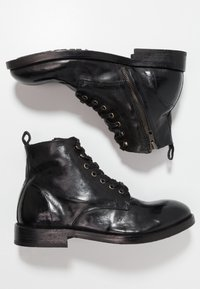 Hudson London - Lace-up ankle boots - black - 1